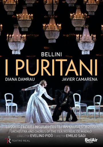 "Vincenzo Bellini (1801-1835): ""I Puritani"" (1835)"