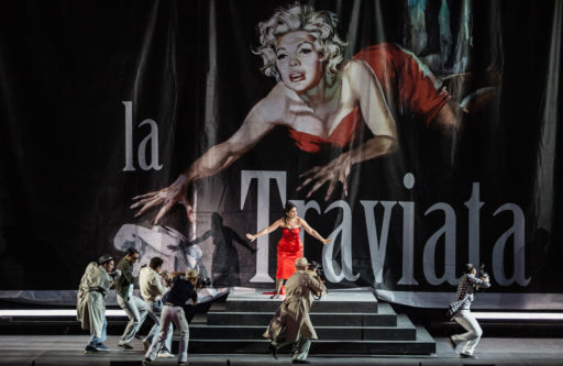 """Roma: """"La Traviata"""" alle Terme di Caracalla"""