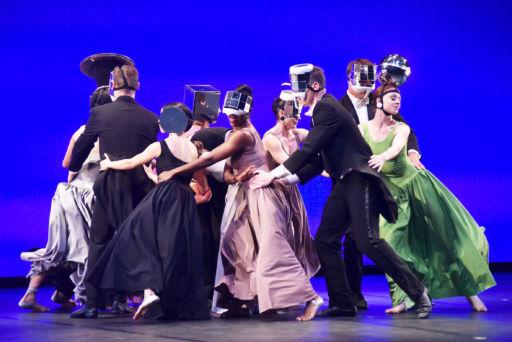 """Verona, Estate teatrale 2018: """"Paul Taylor dance company"""""""