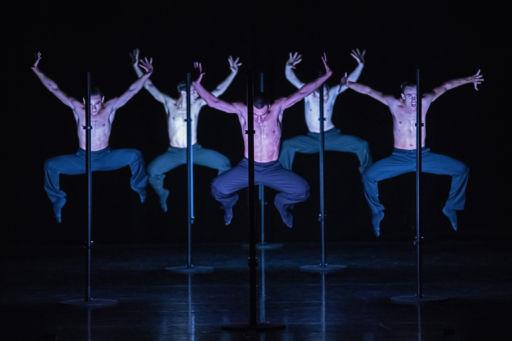"""Gauthier Dance // Theaterhaus Stuttgart"" a Bolzano Danza"