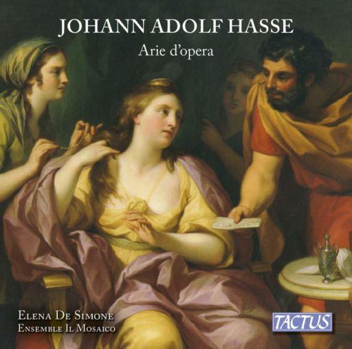 Johann Adolf Hasse (1699 – 1783): Arie d'opera