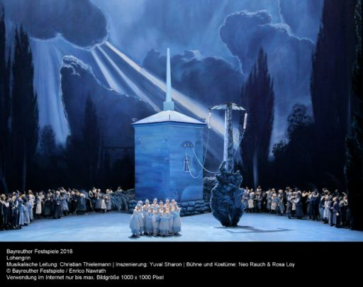 """Bayreuther festspiele 2018: """"Lohengrin"""""""