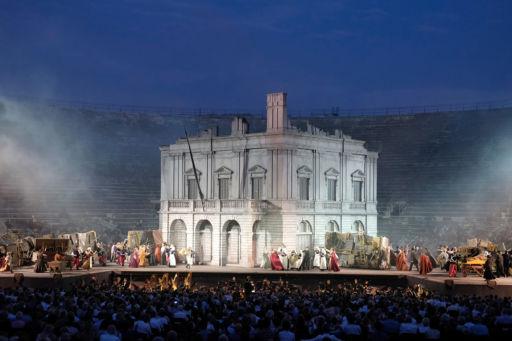 "Arena di Verona Opera Festival 2018: ""Nabucco"""