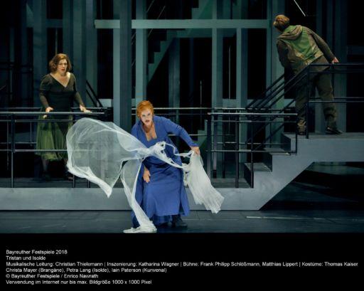 """Bayreuther Festspiele 2018: """"Tristan und Isolde"""""""