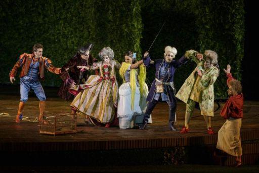 """Arena di Verona Opera Festival 2018: """"Il barbiere di Siviglia"""""""