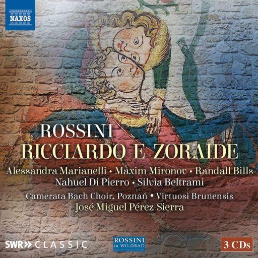 """Gioachino Rossini 150: """"Ricciardo e Zoraide"""" (1818)"""