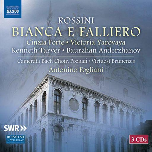 "Gioachino Rossini 150: ""Bianca e Falliero"" (1819)"