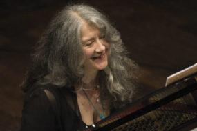 Verona, Teatro Filarmonico: debutta la leggendaria pianista Martha Argerich