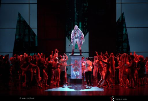 """Il """"Faust"""" di Gounod inaugura la stagione del Teatro Real di Madrid"""