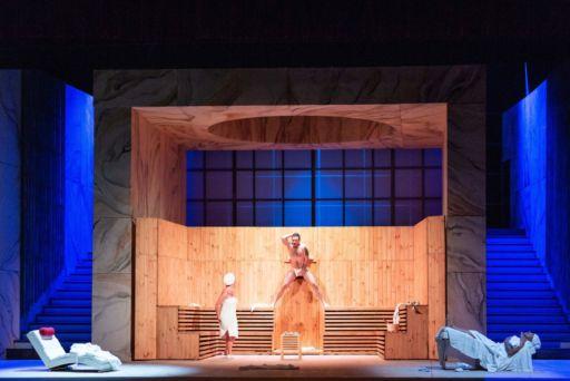 """Como, Teatro Sociale: """"Il viaggio a Reims"""""""