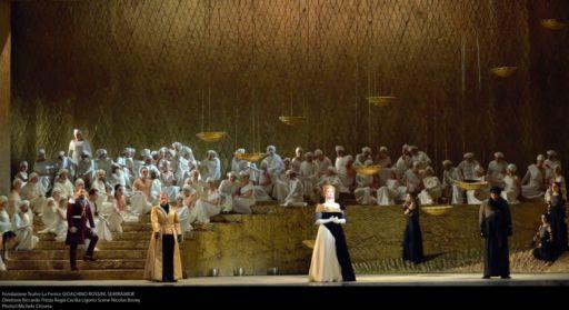 """Venezia, Teatro La Fenice: """"Semiramide"""" chiude la Stagione lirica 2017-2018"""