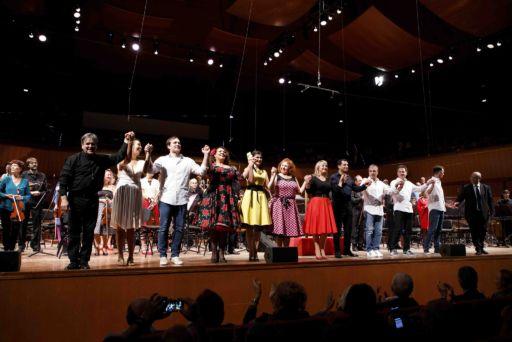 """""""West Side Story"""" inaugura la stagione sinfonica di Santa Cecilia nel centenario della nascita di Bernstein"""