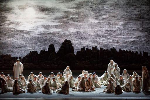 """""""Nabucco"""" torna al Teatro di San Carlo di Napoli"""