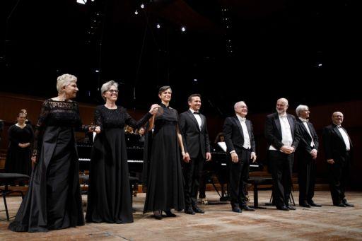 """La """"Petite Messe Solennelle"""" inaugura la stagione da camera dell'Accademia di Santa Cecilia"""
