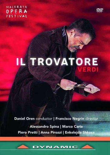 """Giuseppe Verdi (1813-1901): """"Il Trovatore"""" (1853)"""