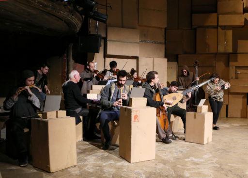 """Novara, Teatro Coccia: """"""""The Beggar's Opera"""""""