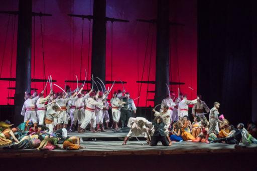 """Modena, teatro comunale: """"Il Corsaro"""""""