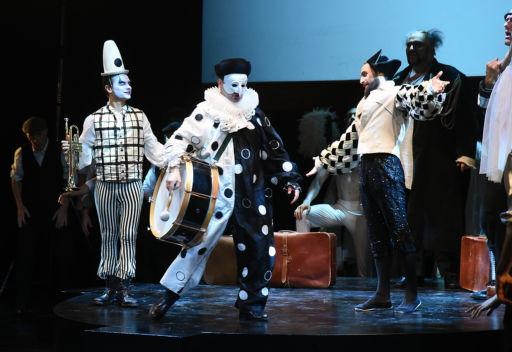 """Piacenza, Teatro Municipale: """"Pagliacci"""""""