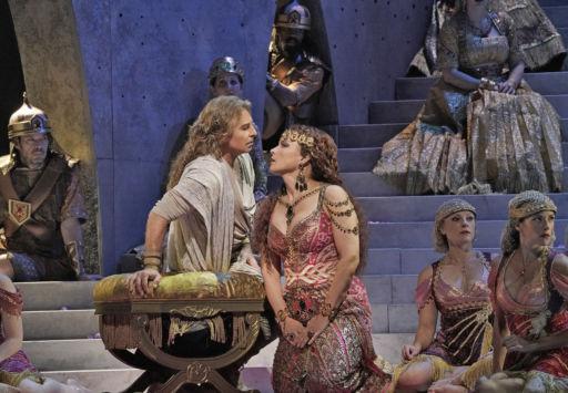 "New York, Metropolitan Opera: ""Samson et Dalila"""