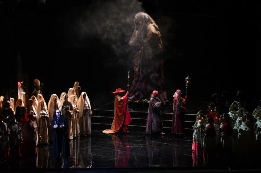 """Como, Teatro Sociale: """"Tosca"""""""