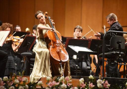 Verona, Teatro Filarmonico, Il Settembre dell'Accademia 2018: Mikko Franck & Sol Gabetta