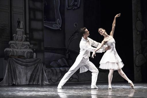 Danza esplosiva del Balletto del Sud al Teatro Olimpico di Roma