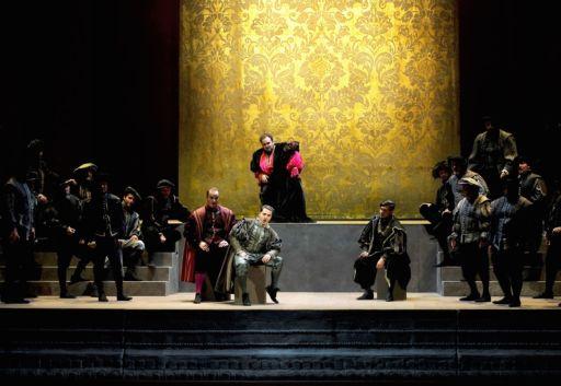 "Novara, Teatro Coccia: ""Rigoletto"""