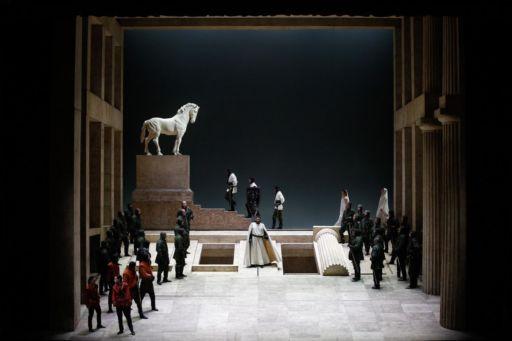 """Bari, Teatro Petruzzelli: """"Tancredi"""""""