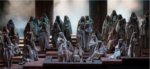 """Nabucco"" al Teatro Verdi di Padova"
