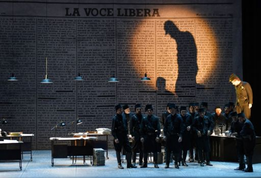 "Jesi, Teatro Pergolesi: ""Il Trovatore"""