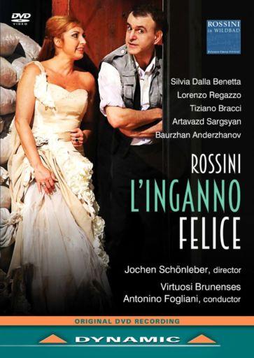 "Gioachino Rossini 150: ""L'inganno felice"" (1812)"