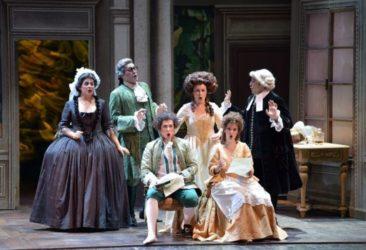"""Jesi, Teatro """"Pergolesi"""": """"Le nozze di Figaro"""""""