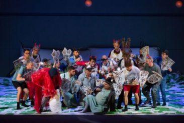 """Como, Teatro Sociale: """"Falstaff"""""""