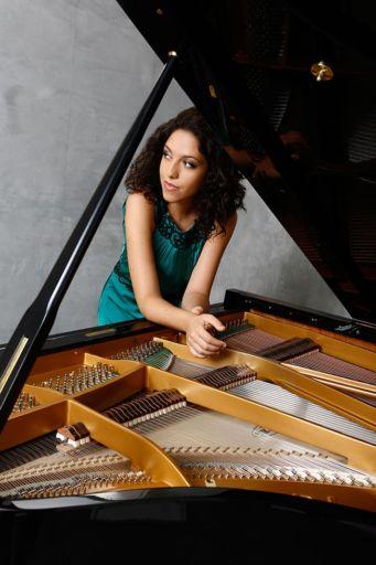Intervista alla  pianista Beatrice Rana