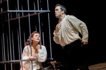 """""""Il castello di Kenilworth"""" al Donizetti Opera di Bergamo"""