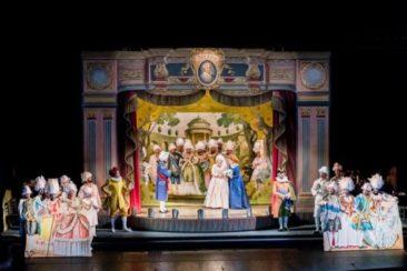"""""""Enrico di Borgogna"""" al Donizetti Opera Festival di Bergamo"""