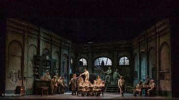 """Bologna, Teatro Comunale: """"La fille du régiment"""""""