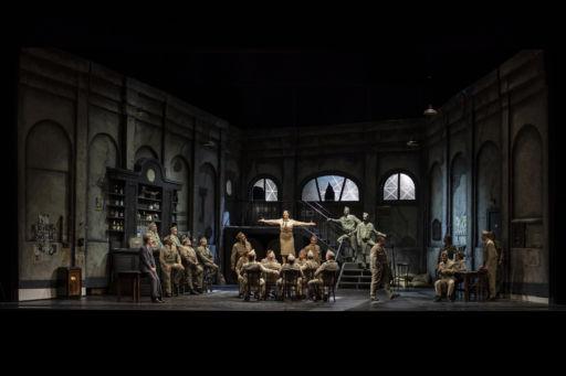 """""""La fille du régiment"""" di Donizetti al Teatro Comunale di Bologna"""