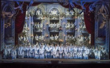 "New York, Metropolitan Opera: ""Mefistofele"""