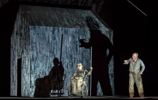 """""""Fin de partie"""" di Beckett-Kurtág alla Scala"""