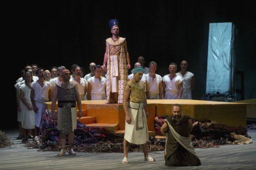 """Novara, Teatro Coccia. """"Mosè in Egitto"""""""