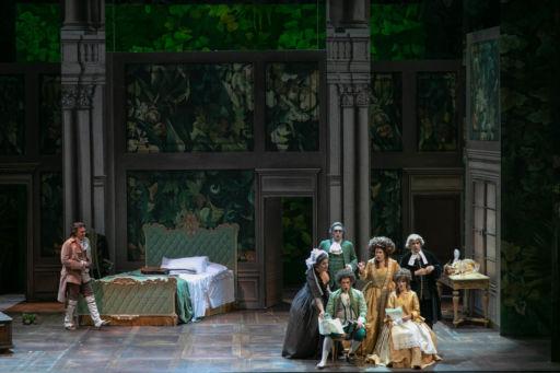"""""""Le nozze di Figaro"""" di Mozart il 9 e 11 novembre al Teatro Pergolesi di Jesi per la 51^ Stagione Lirica di Tradizione."""
