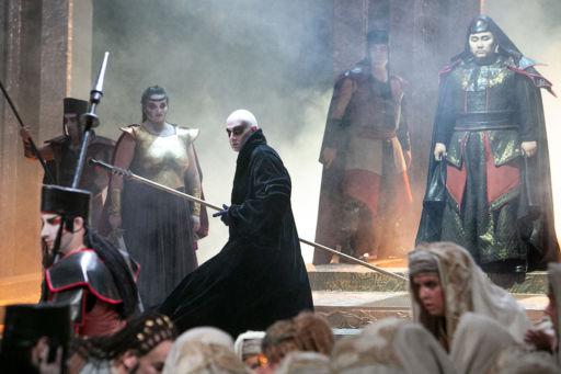 "Padova, Teatro ""Verdi"": ""Nabucco"""