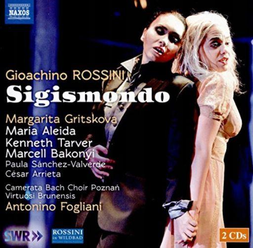 """Gioachino Rossini 150: """"Sigismondo"""" (1814)"""