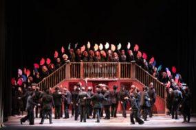 """""""La voix humaine"""" e """"Cavalleria rusticana"""" al Teatro Sociale di Como"""