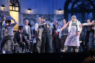 """Napoli, Teatro Politeama: """"Don Checco"""""""