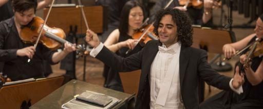 Venezia, Teatro Malibran: Kerem Hasan dirige Maccaglia, Viotti (violino: Enrico Balboni) e Beethoven