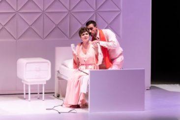 "Como, Teatro Sociale: ""La voix humaine"" & ""Cavalleria rusticana"""