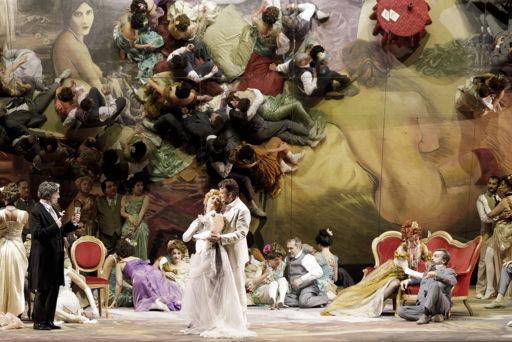 """Torino, Teatro Regio: """"La Traviata"""""""