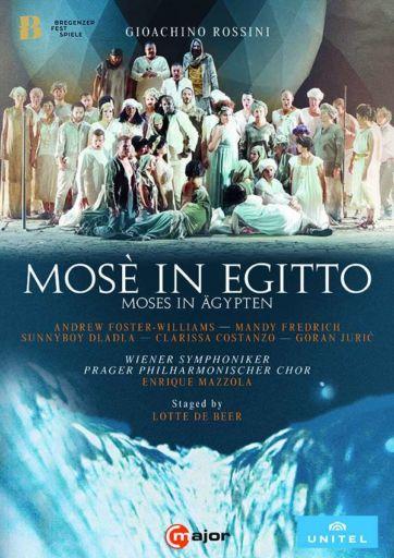 """Gioachino Rossini 150: """"Mosè in Egitto"""" (1818)"""